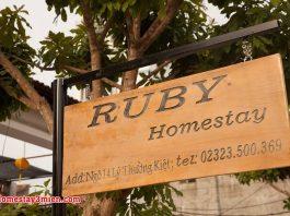 Ruby homestay