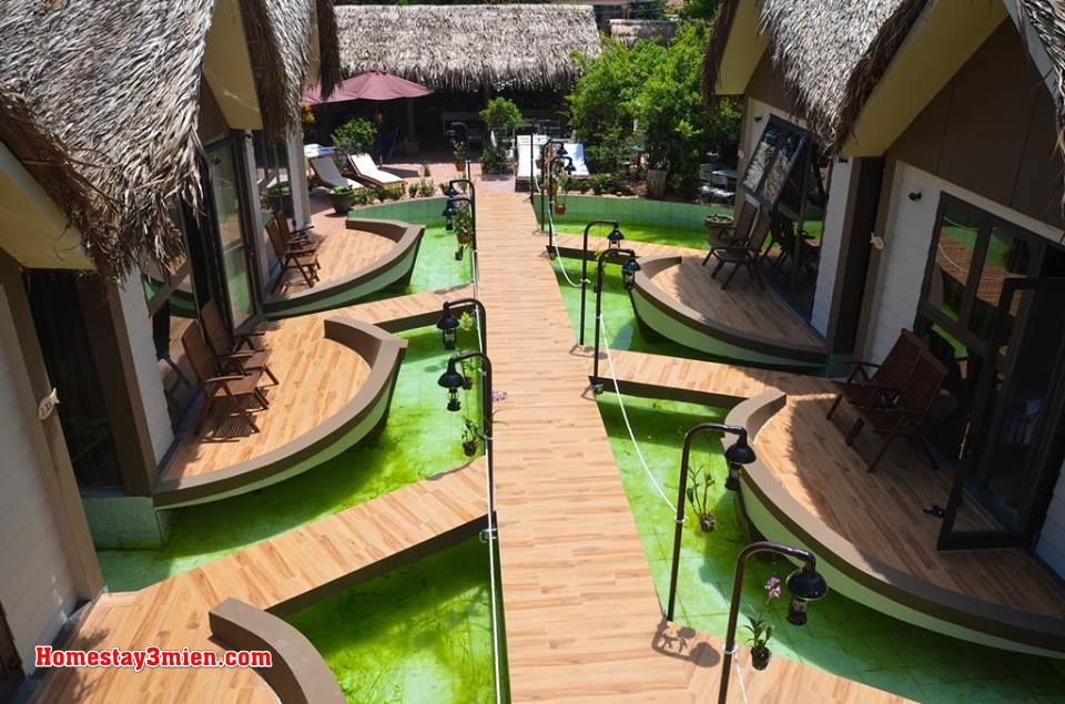 Coco River Bungalows