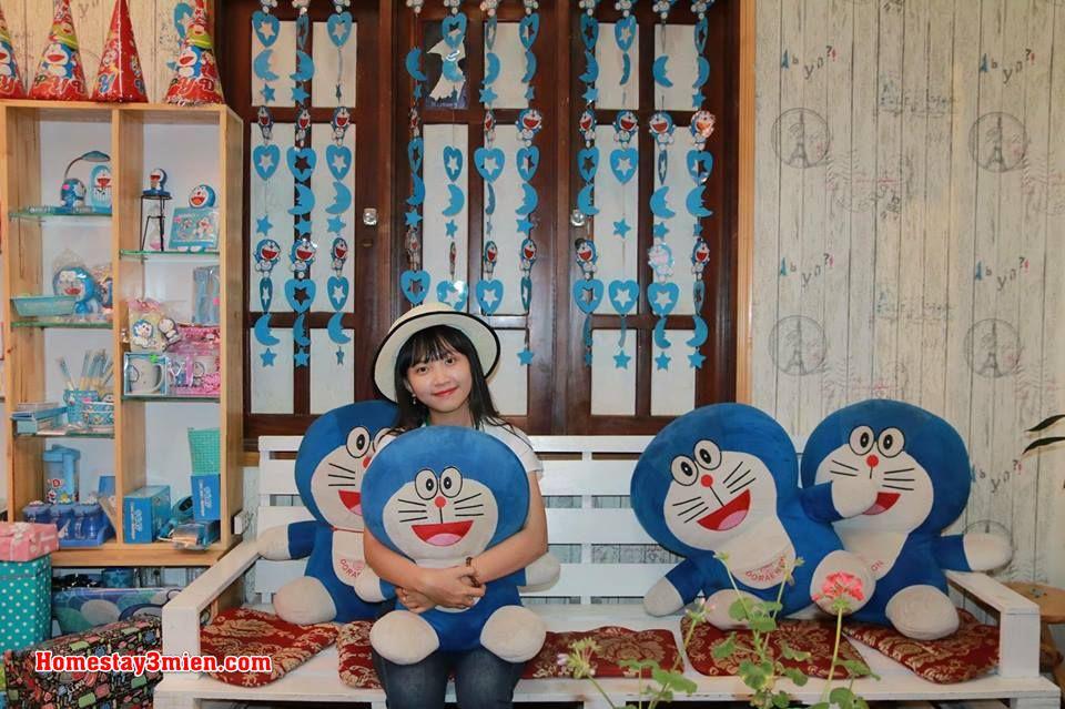 Homestay Doraemon Dat Lat